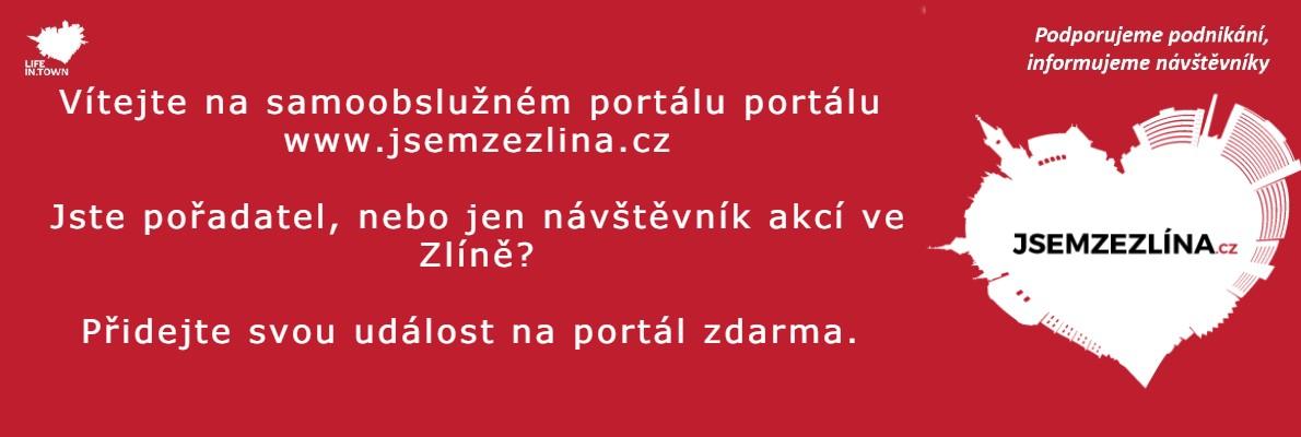 Kontakt na portál Jsem ze Zlína