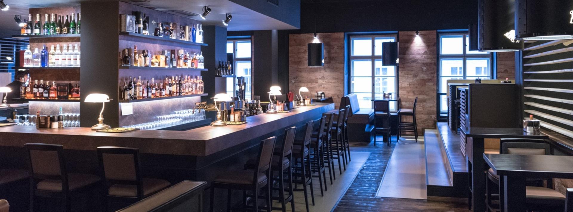 Buffalo Burger Bar