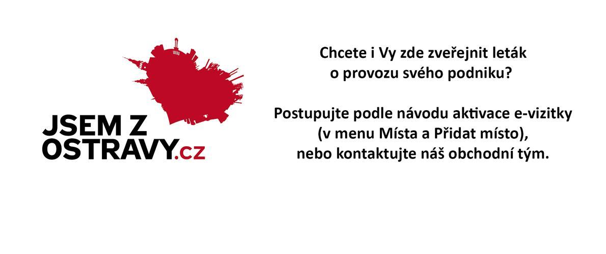 Kontakt na portál JsemzOstravy.cz