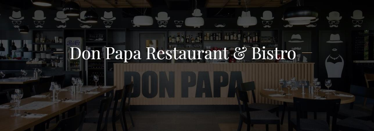 Restaurant Don Papa