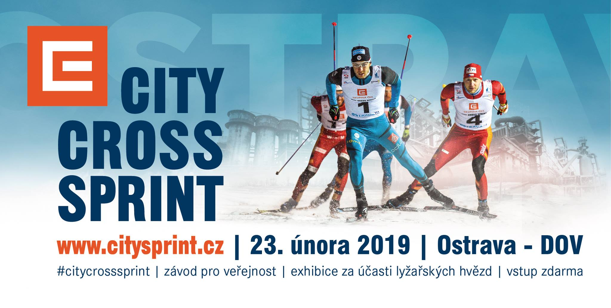 City Cross Sprint Ostrava 2019