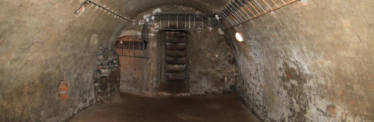 Olomoucké podzemí - prohlídka