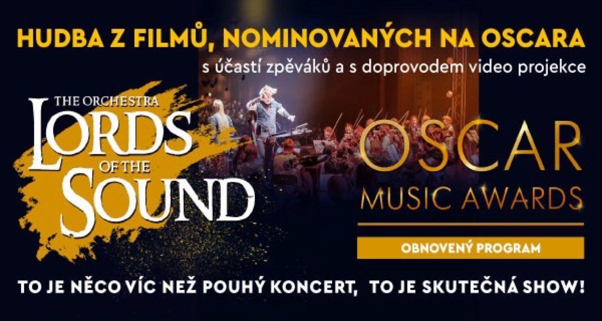 Lords Of The Sound v programu «Oscar Music Awards»