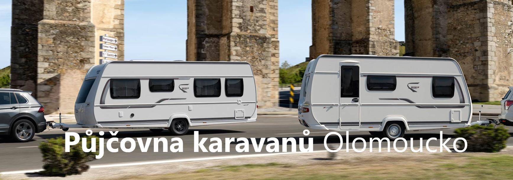 Pujčovna karavanů - Adventuring
