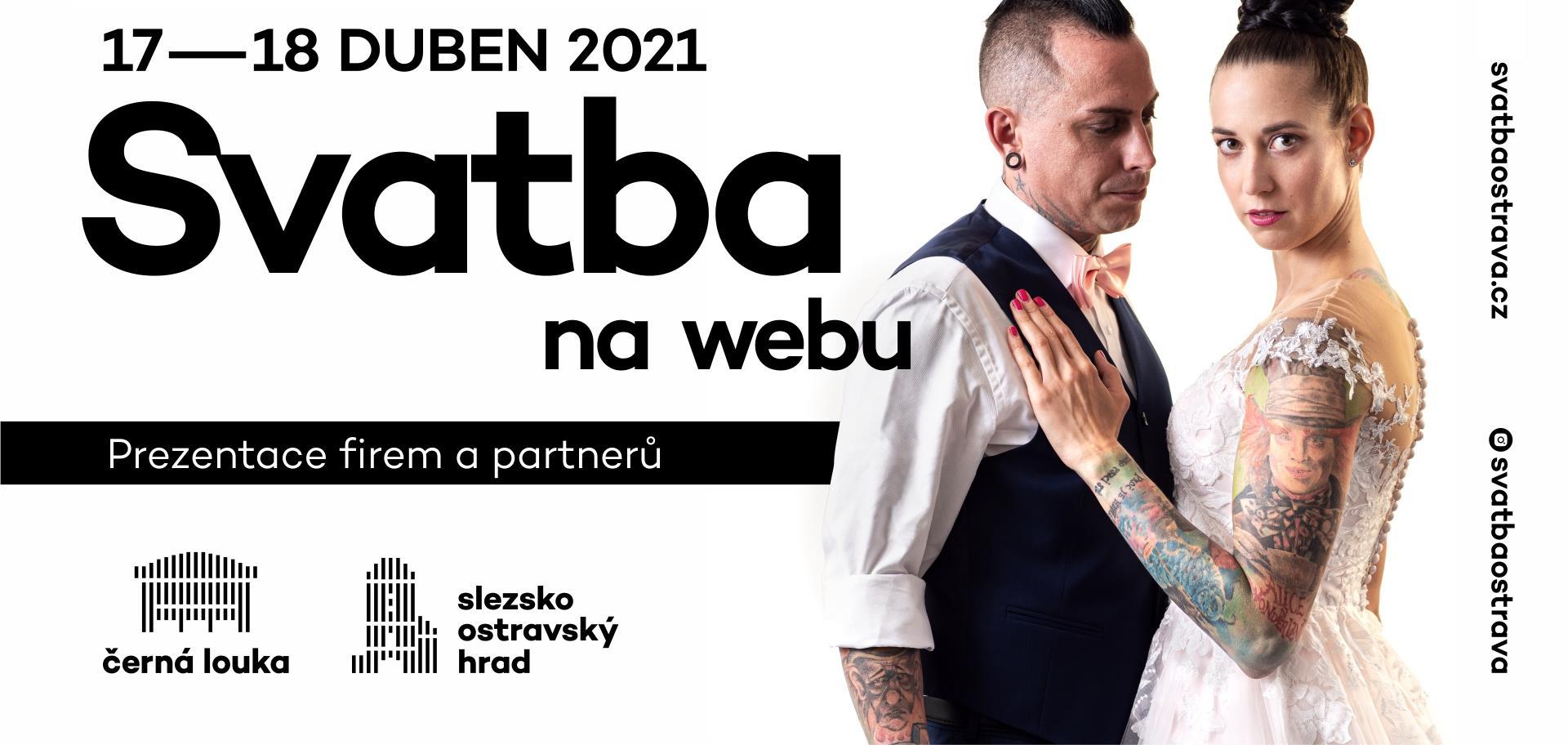 Svatba na webu 2021