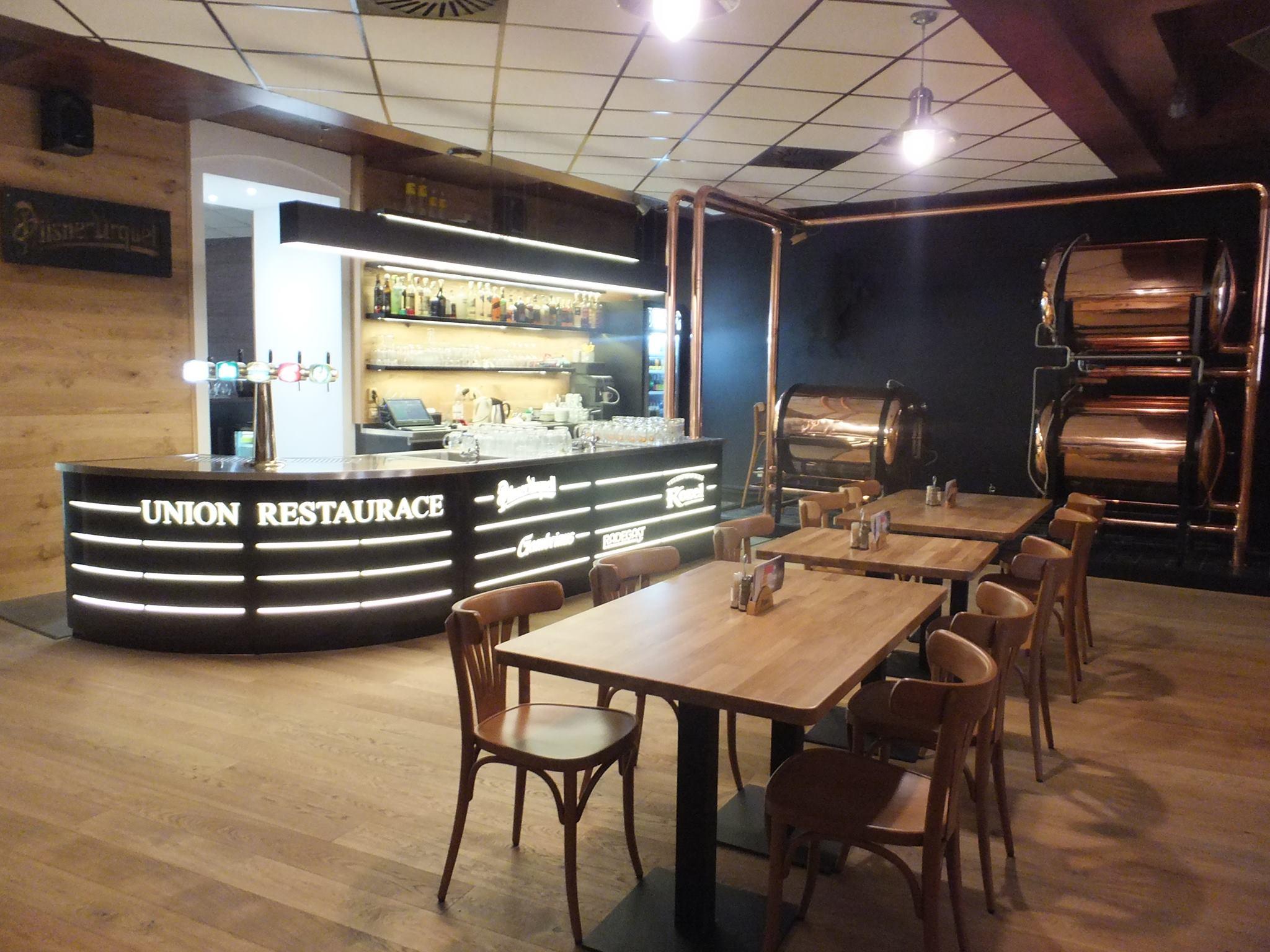 Restaurace a Sport Bar Union
