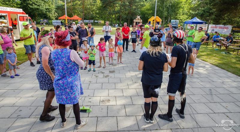 FICHTLFEST A TRAKTOR FEST HORKA 2019