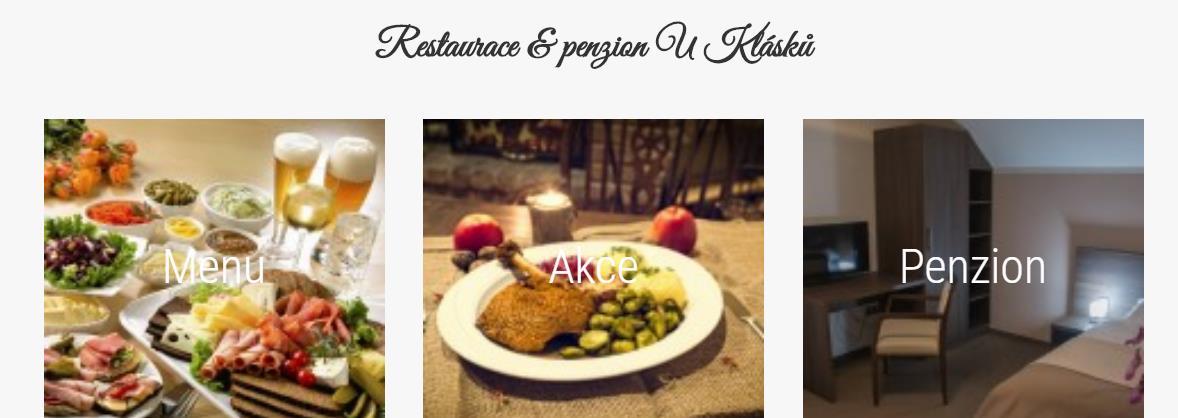 Restaurace U Klásků