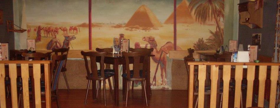 Restaurace Sahara