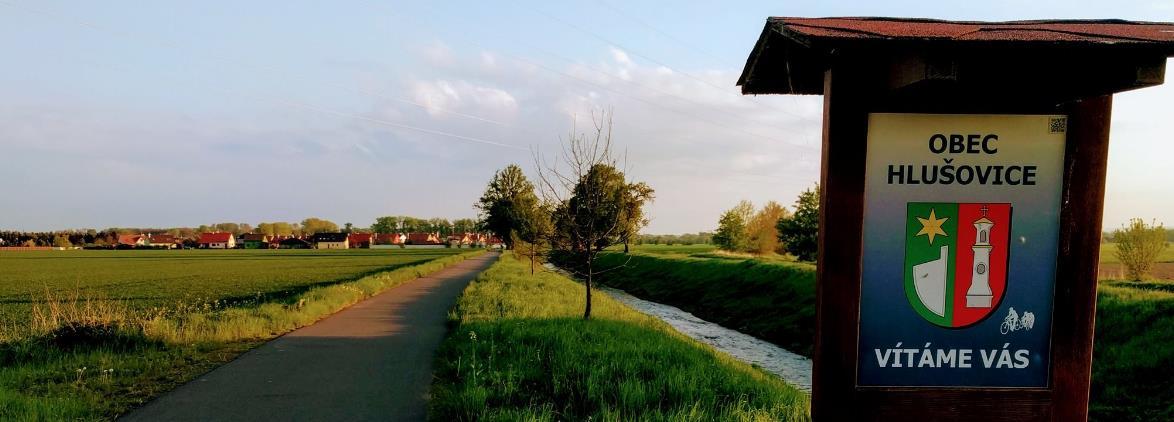 Obec Hlušovice