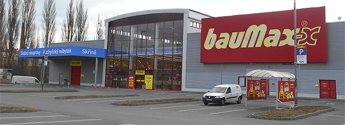 Baumax Plzeň