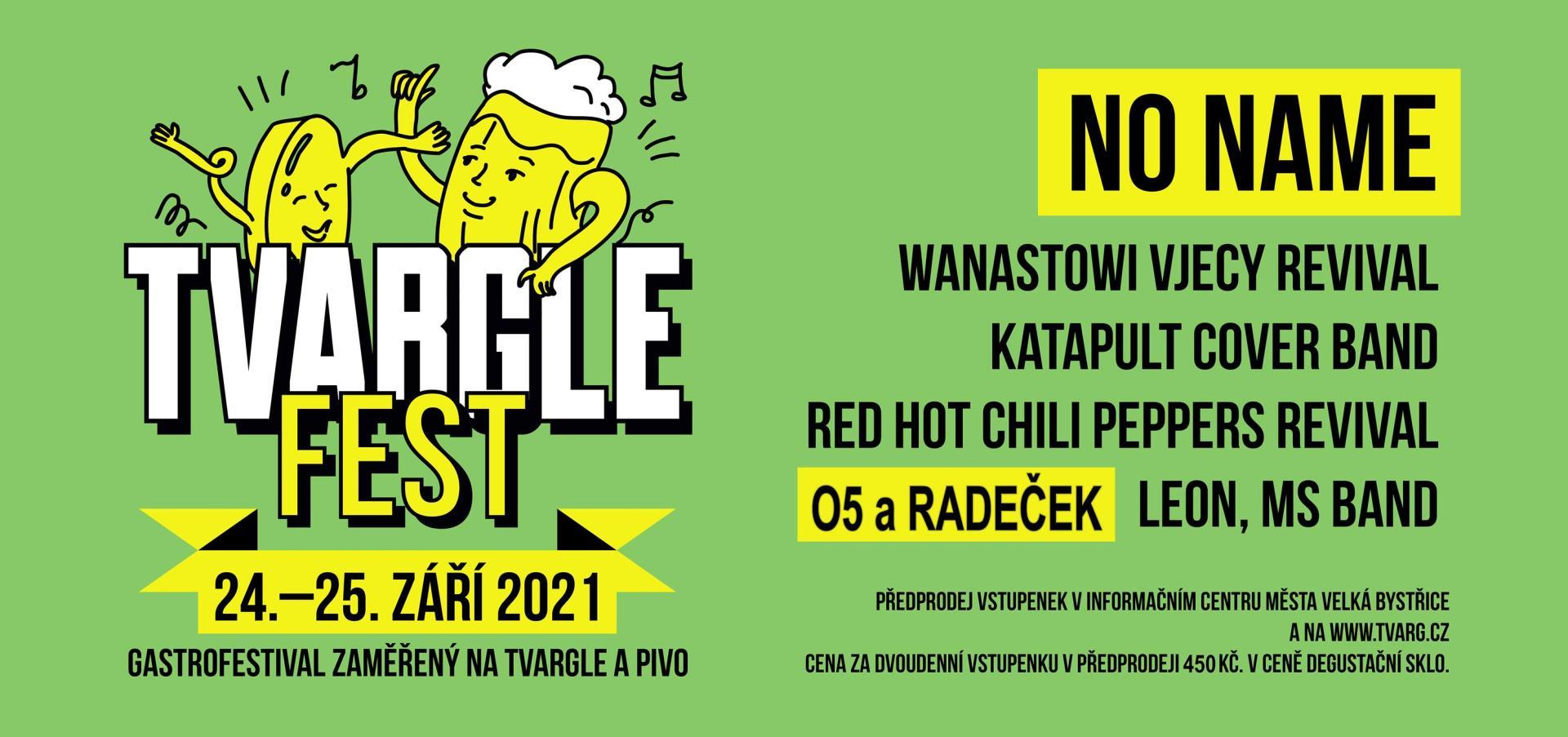 TVARGLE FEST 2021