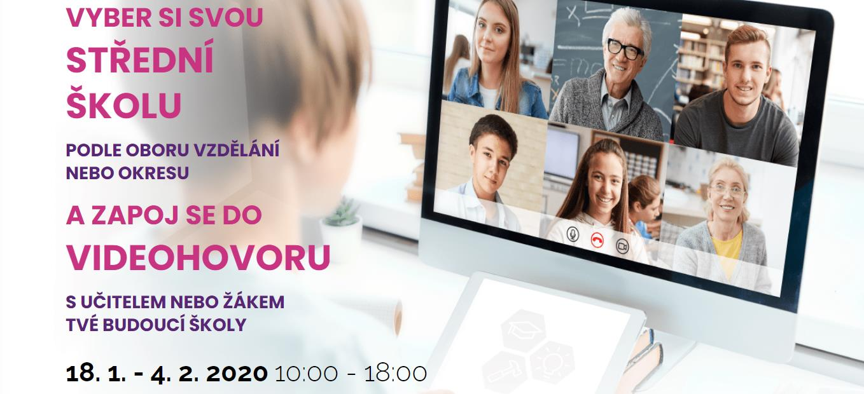 Online veletrh středních škol MSK