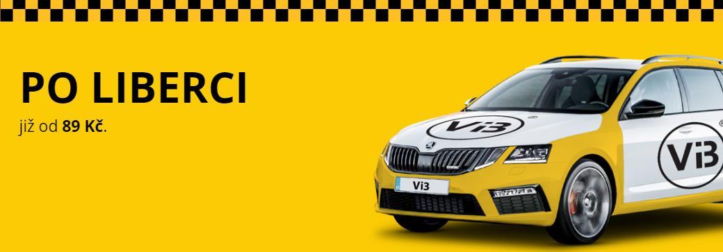 Vi3 Taxi Liberec