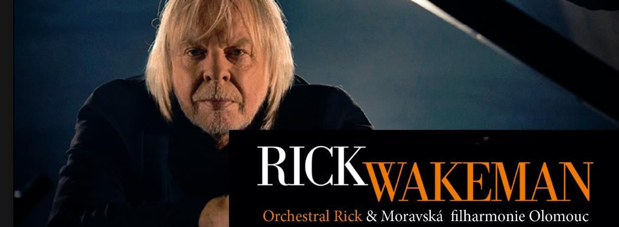 Rick Wakeman & Moravská filharmonie Olomouc