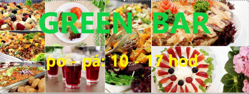 Green Bar (vegetariánská jídelna)