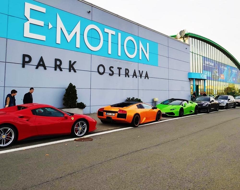 E-Motion park Ostrava