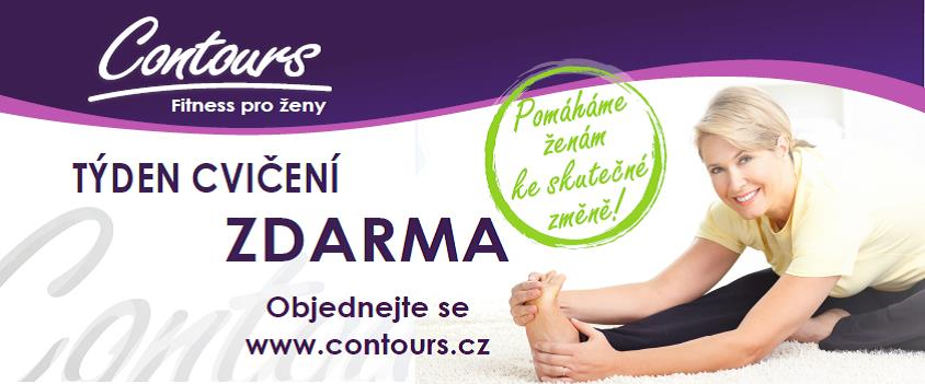 Contours Zlín - Fitness pro ženy