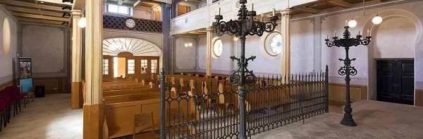 Stará synagoga v Plzni