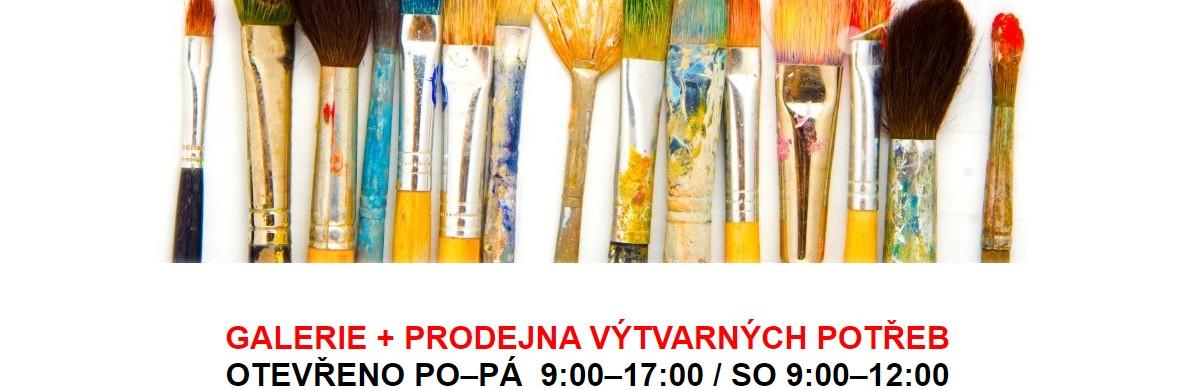 Výtvarné potřeby Olomouc - Galerie Caesar