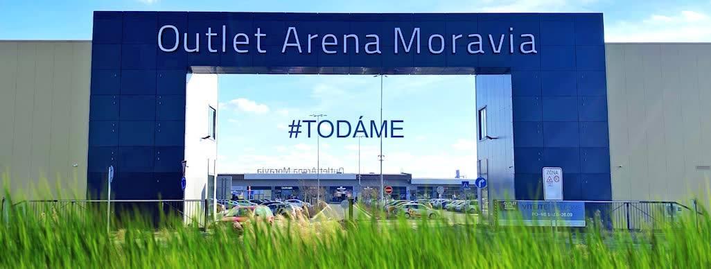 Outlet Arena Moravia