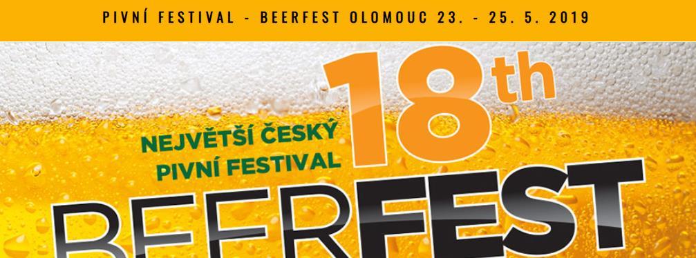 Pivní festival  Beerfest 2019