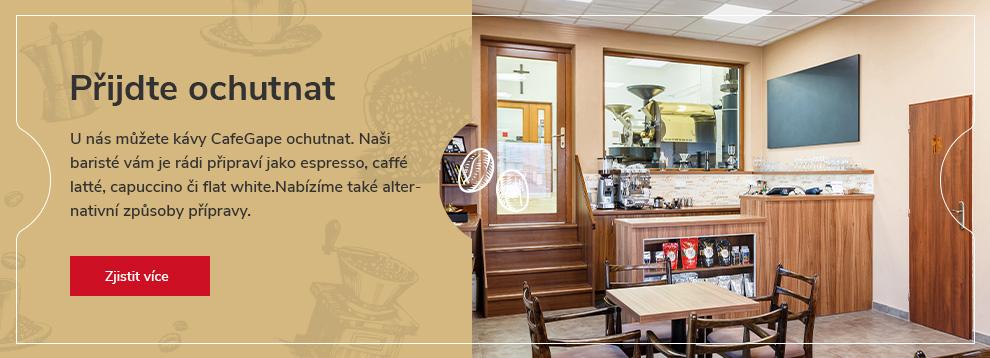 Pražírna kávy CafeGape