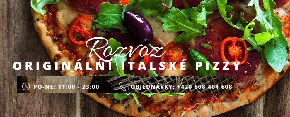 Pizza Pollo - rozvoz pizzy