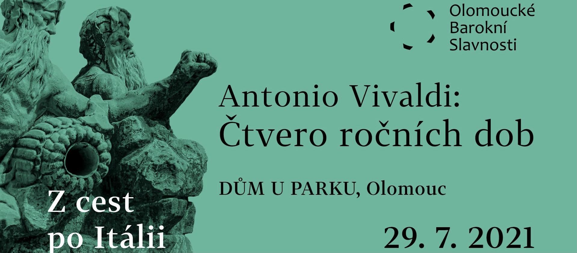Antonio Vivaldi: Čtvero ročních dob