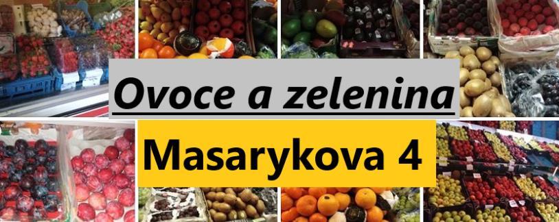 Ovoce - Zelenina