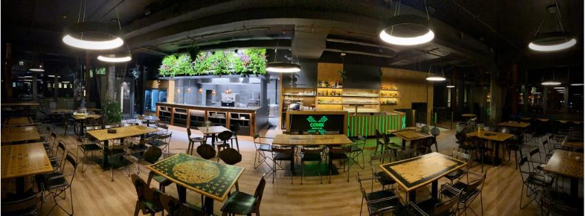 Comix Kitchen & Bar