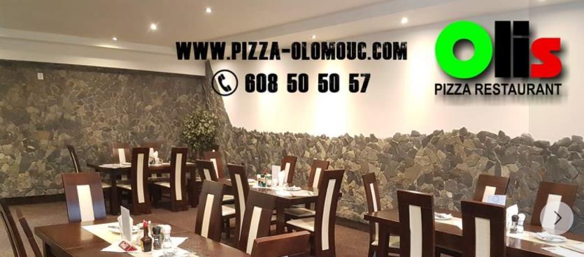 Olis Pizza - restaurace