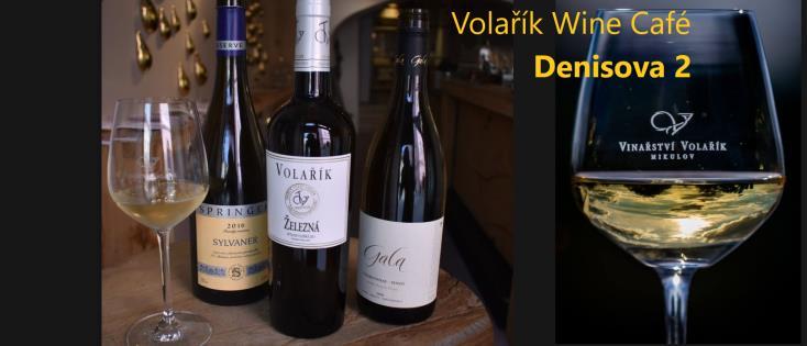 Vinotéka Volařík Wine Café