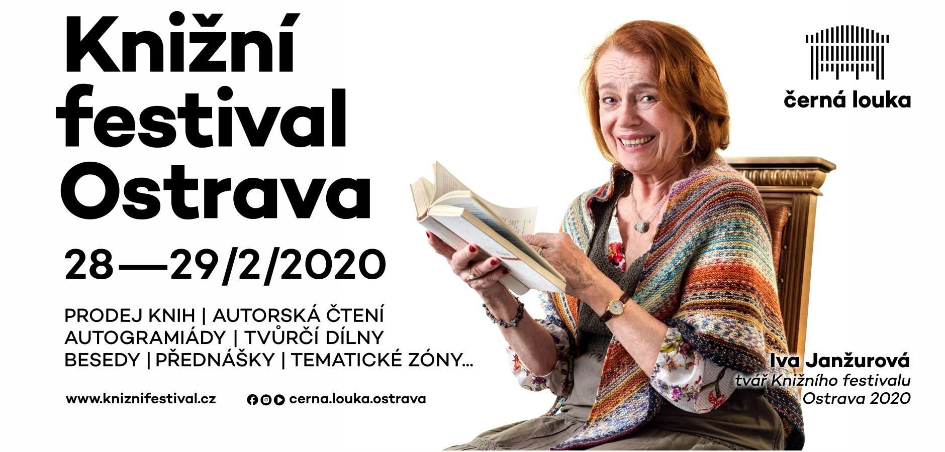 Knižní festival Ostrava