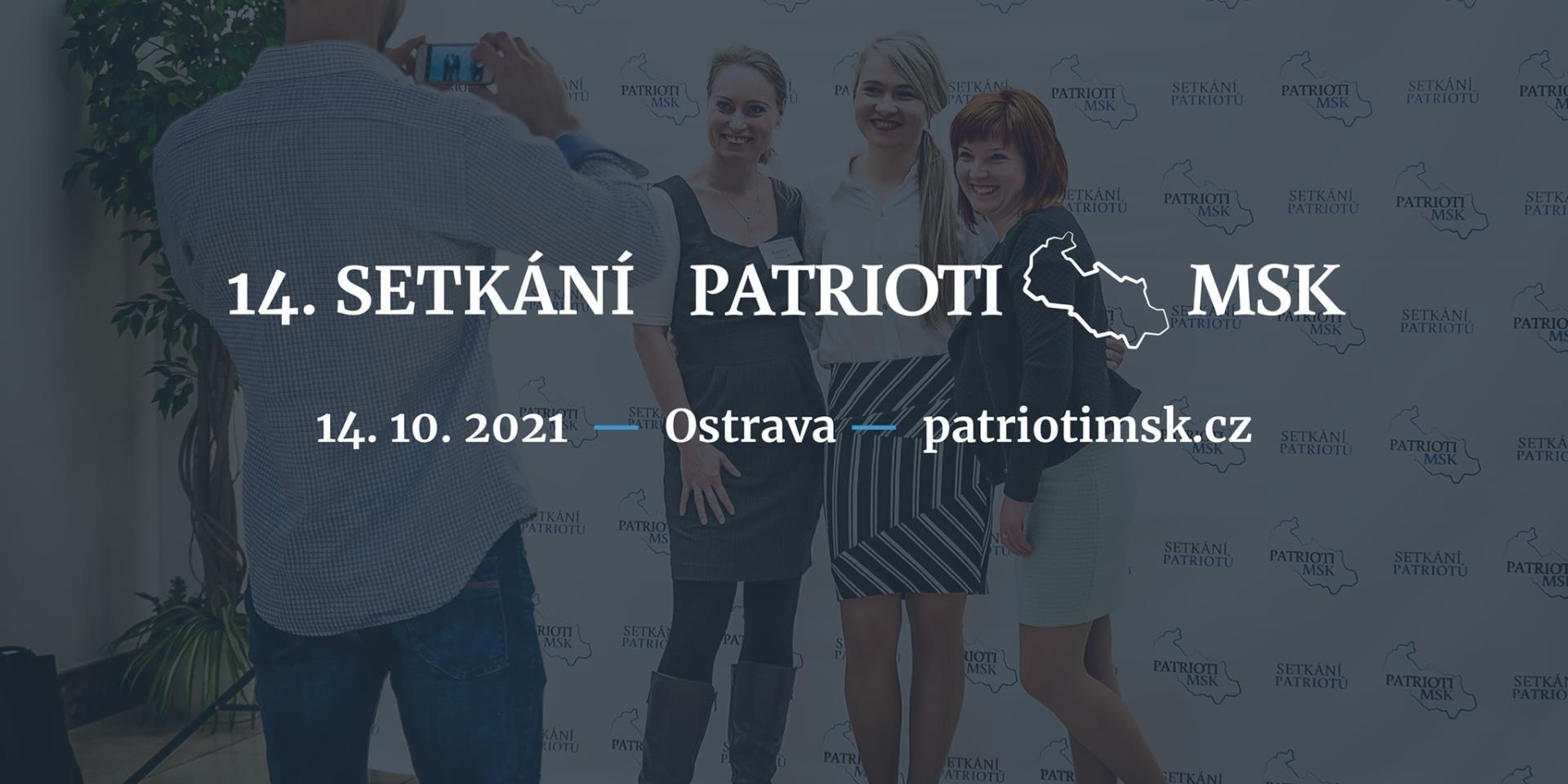 14. Setkání Patriotů MSK