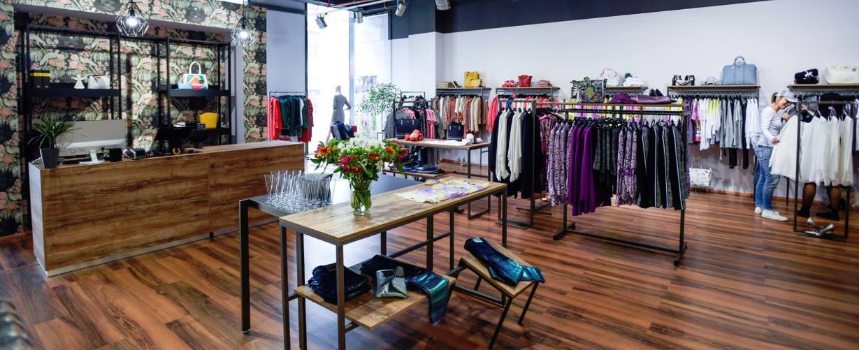 Modah Fashion v Galerii Moritz