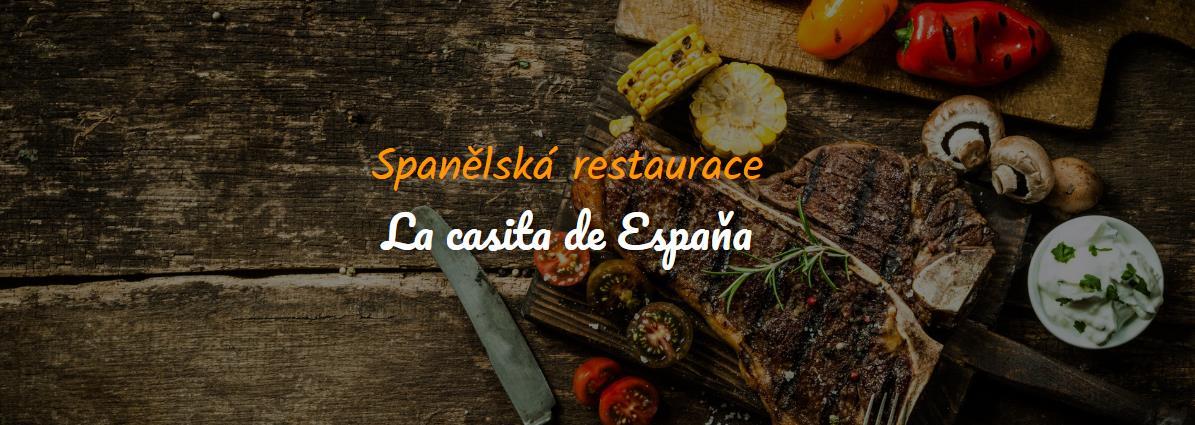 La Casita de Espaňa