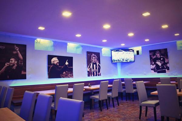 The Legends  Restaurant & Pub