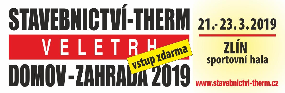 Veletrh Stavebnictví-Therm-Domov-Zahrada 2019