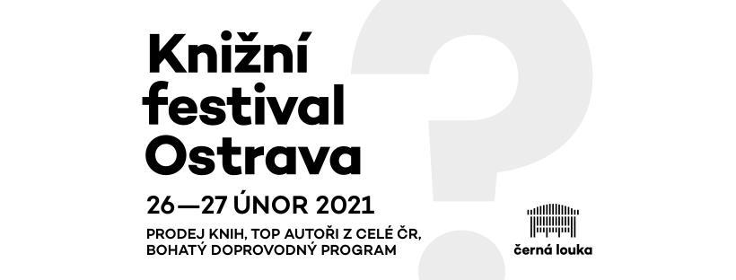Knižní festival Ostrava 2021