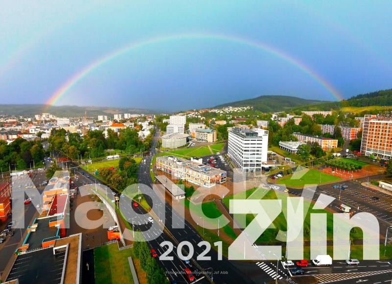 MAGICKÝ ZLÍN 2021 - KALENDÁŘ